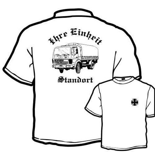 T Shirt Atmungsaktiv beidseitig bedruckt, Motiv: BW_052