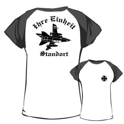 Baseball T Shirt beidseitig bedruckt, Motiv: BW_048