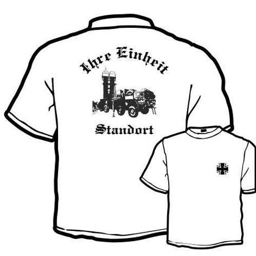 T Shirt beidseitig bedruckt, Motiv: BW_046