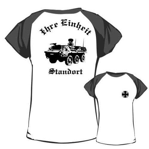 Baseball T Shirt beidseitig bedruckt, Motiv: BW_021