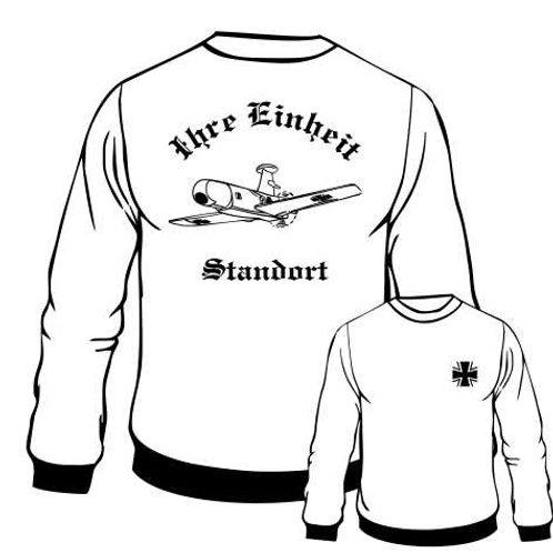 Sweatshirt beidseitig bedruckt, Motiv: BW_015