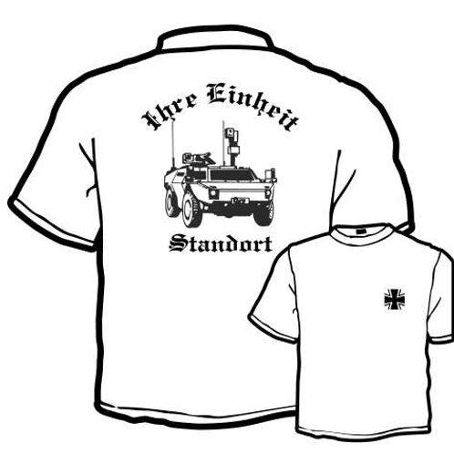 T Shirt beidseitig bedruckt, Motiv: BW_040