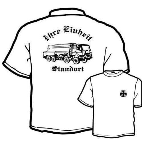 T Shirt Atmungsaktiv beidseitig bedruckt, Motiv: BW_035