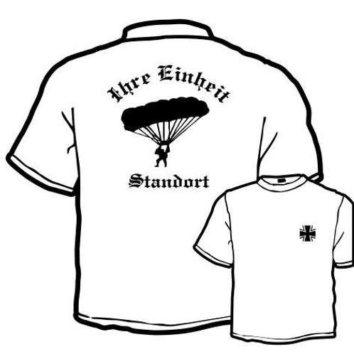 T Shirt Atmungsaktiv beidseitig bedruckt, Motiv: BW_029