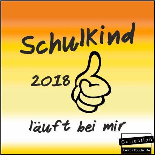 """Schulanfänger - Motiv """"Schulkind_002"""""""
