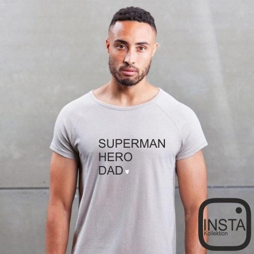 INSTA superman - hero - dad