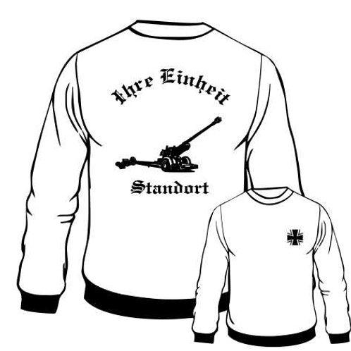 Sweatshirt beidseitig bedruckt, Motiv: BW_002