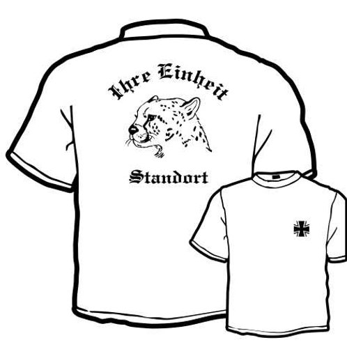 T Shirt Atmungsaktiv beidseitig bedruckt, Motiv: BW_056