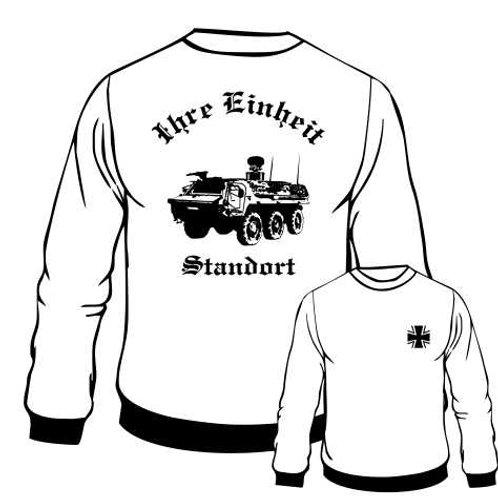 Sweatshirt beidseitig bedruckt, Motiv: BW_021