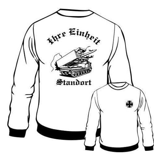 Sweatshirt beidseitig bedruckt, Motiv: BW_018