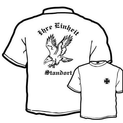 T Shirt Atmungsaktiv beidseitig bedruckt, Motiv: BW_001
