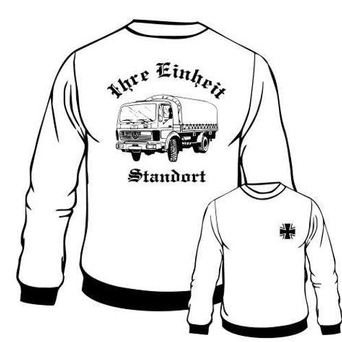 Sweatshirt beidseitig bedruckt, Motiv: BW_052