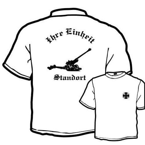 T Shirt Atmungsaktiv beidseitig bedruckt, Motiv: BW_002