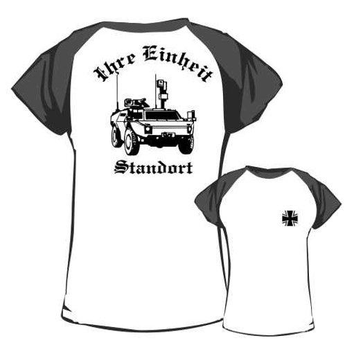 Baseball T Shirt beidseitig bedruckt, Motiv: BW_040
