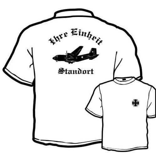 T Shirt Atmungsaktiv beidseitig bedruckt, Motiv: BW_051