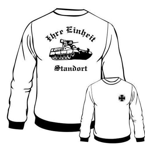 Sweatshirt beidseitig bedruckt, Motiv: BW_037