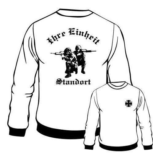 Sweatshirt beidseitig bedruckt, Motiv: BW_019
