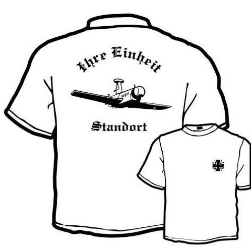 T Shirt Atmungsaktiv beidseitig bedruckt, Motiv: BW_007