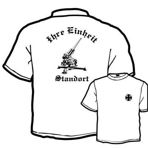 T Shirt beidseitig bedruckt, Motiv: BW_047