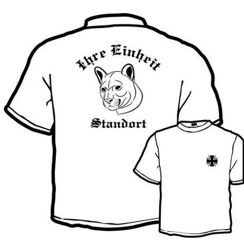 T Shirt Atmungsaktiv beidseitig bedruckt, Motiv: BW_054