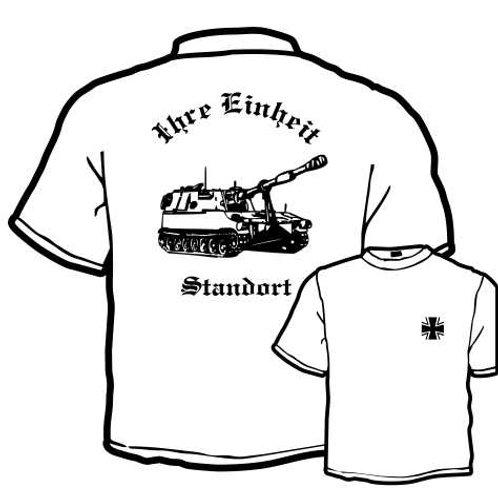 T Shirt Atmungsaktiv beidseitig bedruckt, Motiv: BW_005