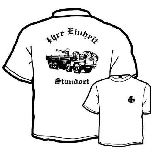 T Shirt beidseitig bedruckt, Motiv: BW_014