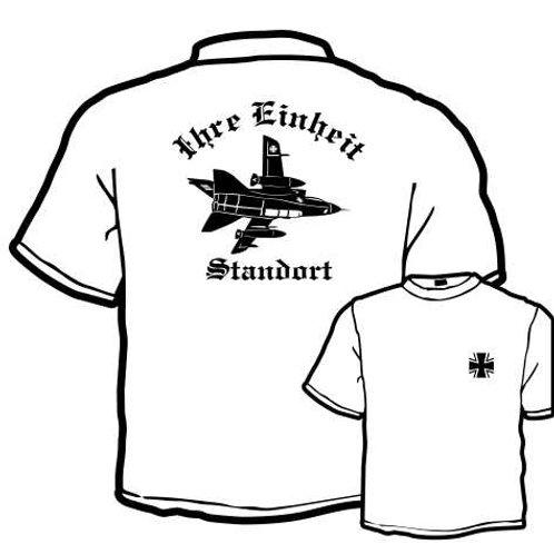 T Shirt Atmungsaktiv beidseitig bedruckt, Motiv: BW_048