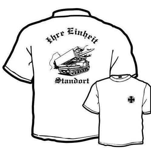 T Shirt beidseitig bedruckt, Motiv: BW_018