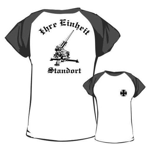 Baseball T Shirt beidseitig bedruckt, Motiv: BW_047