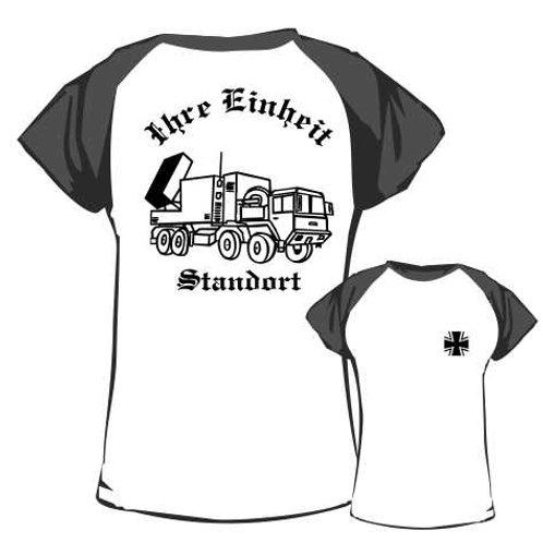 Baseball T Shirt beidseitig bedruckt, Motiv: BW_016