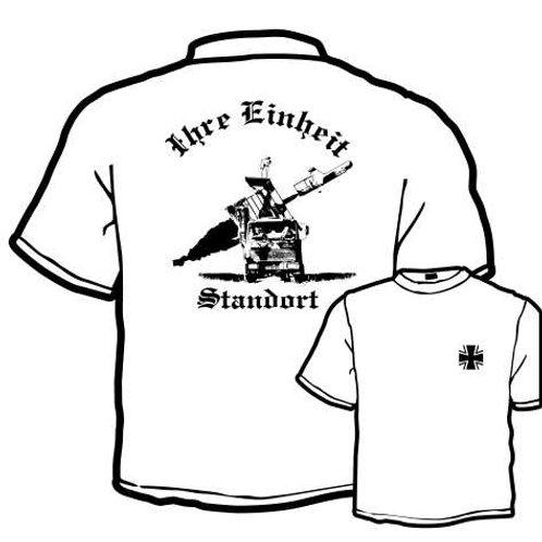 T Shirt Atmungsaktiv beidseitig bedruckt, Motiv: BW_010