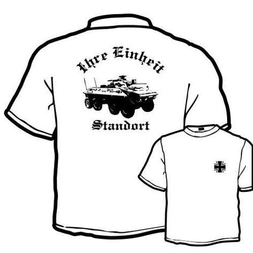 T Shirt Atmungsaktiv beidseitig bedruckt, Motiv: BW_023