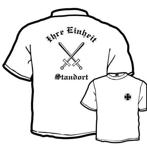 T Shirt Atmungsaktiv beidseitig bedruckt, Motiv: BW_064