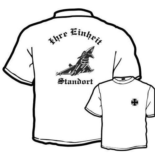 T Shirt beidseitig bedruckt, Motiv: BW_049