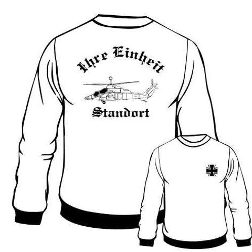 Sweatshirt beidseitig bedruckt, Motiv: BW_022