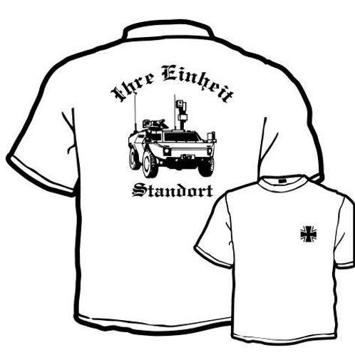 T Shirt Atmungsaktiv beidseitig bedruckt, Motiv: BW_040