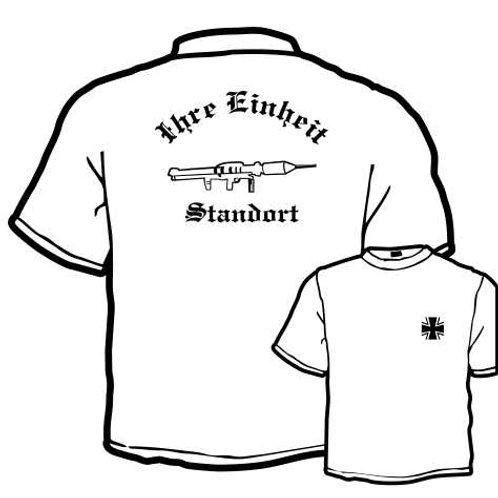 T Shirt Atmungsaktiv beidseitig bedruckt, Motiv: BW_060