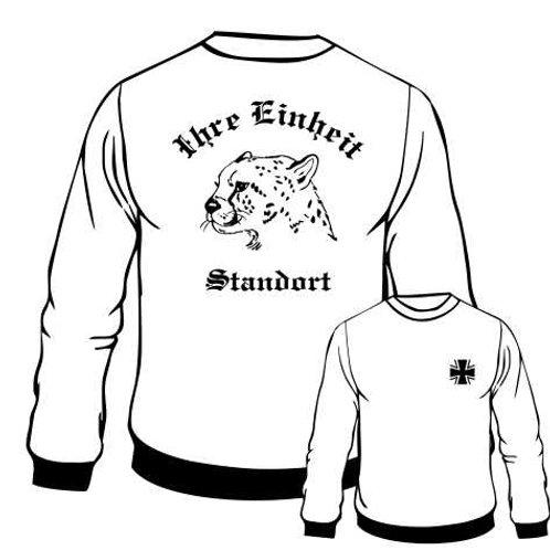 Sweatshirt beidseitig bedruckt, Motiv: BW_056