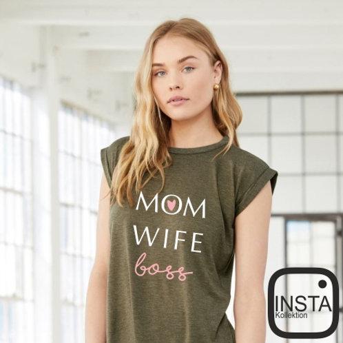 INSTA MOM - WIFE - BOSS
