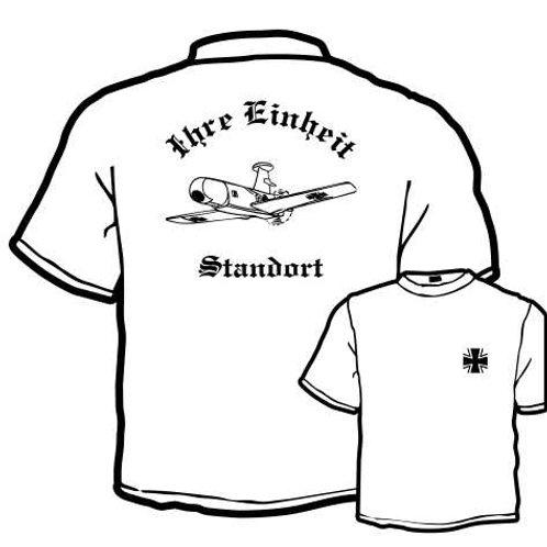 T Shirt Atmungsaktiv beidseitig bedruckt, Motiv: BW_015
