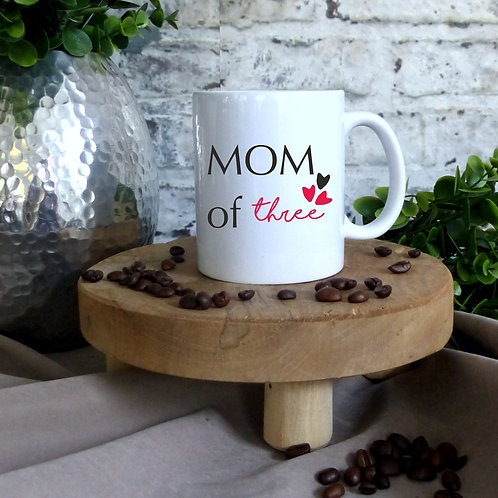 Tasse - MOM of three