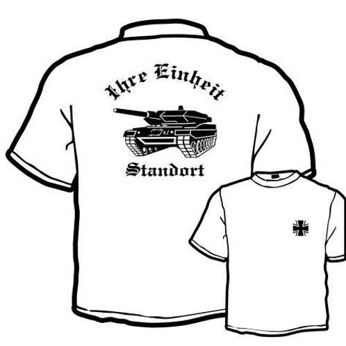 T Shirt Atmungsaktiv beidseitig bedruckt, Motiv: BW_027