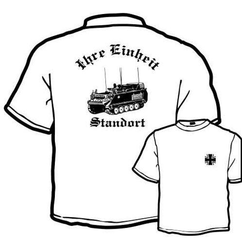 T Shirt Atmungsaktiv beidseitig bedruckt, Motiv: BW_043