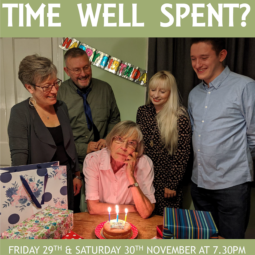 Time well spent? by Simon Packham
