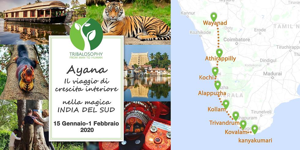 Viaggio India del Sud