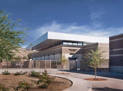 Exterior Multi-Purpose Building