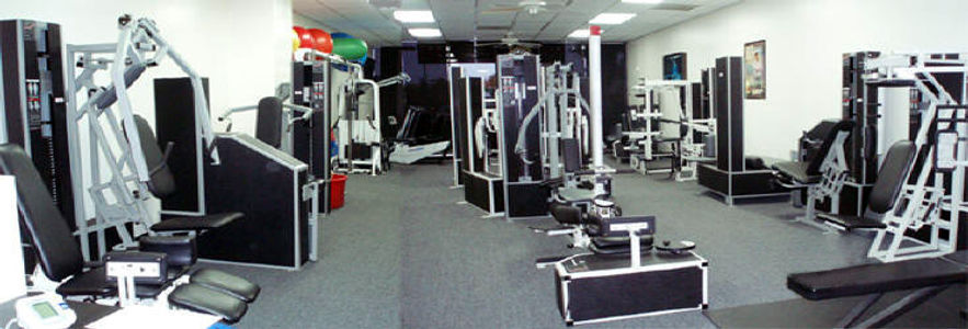 Private training studio in Sherman Oaks