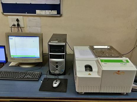 DSC at FRP Composite Lab