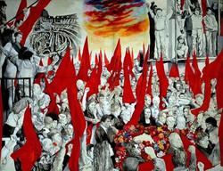 El funeral de Togliatti