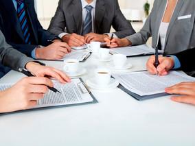 Проведены заседания рабочих групп